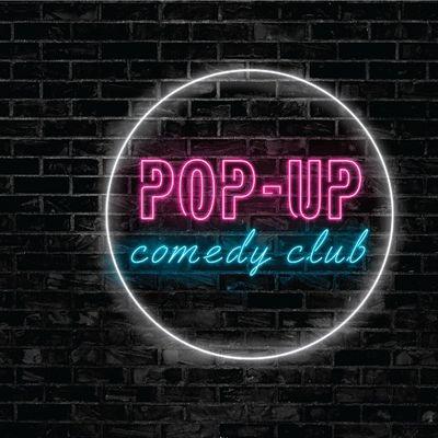 The Pop Up Comedy Club