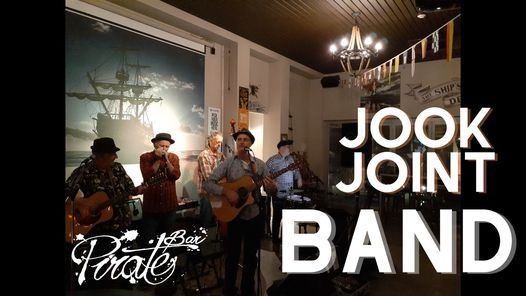 Jook Joint Band - LIVE
