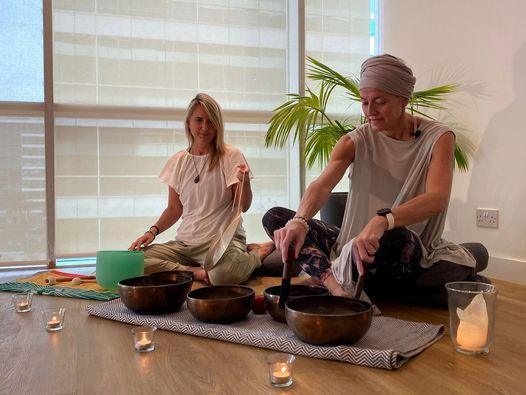 20hr Sound Healing Training