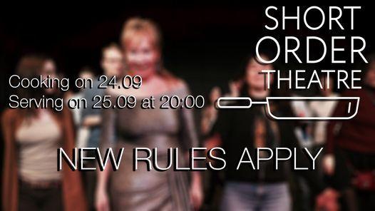 Short Order Theatre XI
