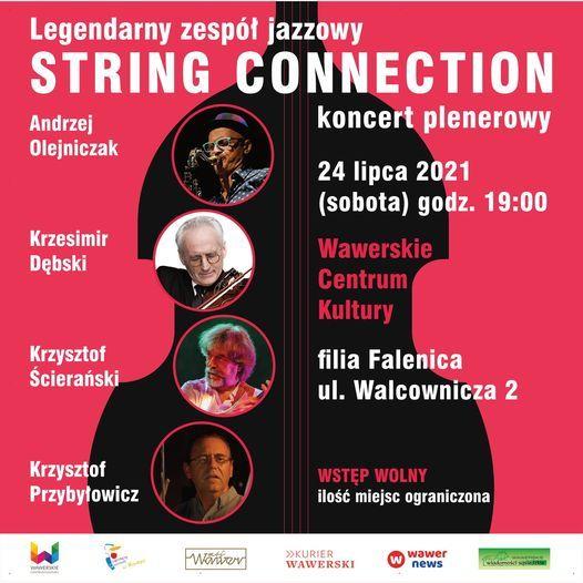 Koncert Zespo\u0142u String Connection