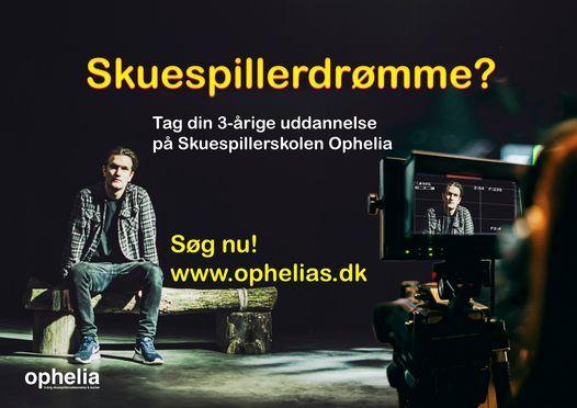Talent workshop p\u00e5 Skuespillerskolen Ophelia