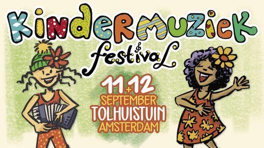KinderMuziekFestival 2021 (Coronaproof)   Tolhuistuin Amsterdam
