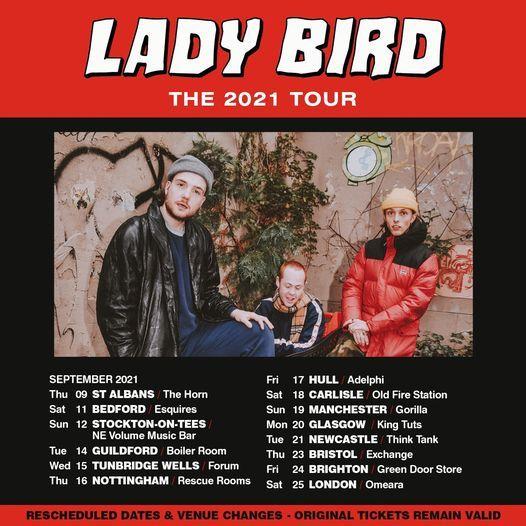 Lady Bird - Gorilla, Manchester