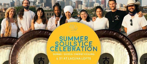 Sat Nam Summer Soulstice Celebration