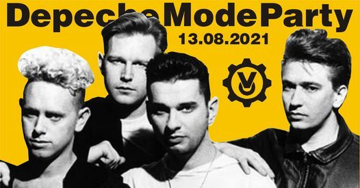 Depeche Mode Party - Back to Violator \/ 13.08 \/