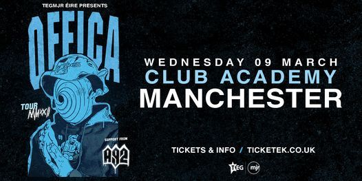 Offica | Club Academy, Manchester