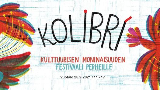 Kolibr\u00ed Festivaali Vuotalossa - Helsinki