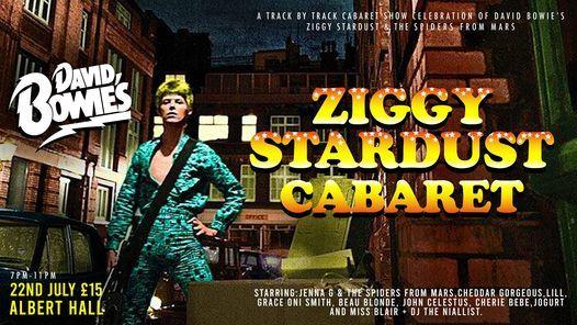 Ziggy Stardust Cabaret