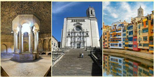 Girona Monumental- Cru\u00eflla de Cultures