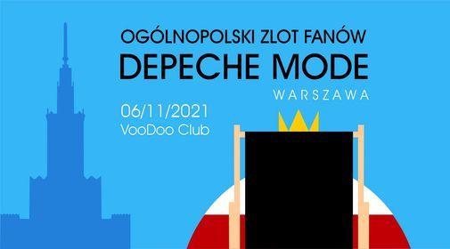 Og\u00f3lnopolski Zlot Fan\u00f3w Depeche Mode - Warszawa