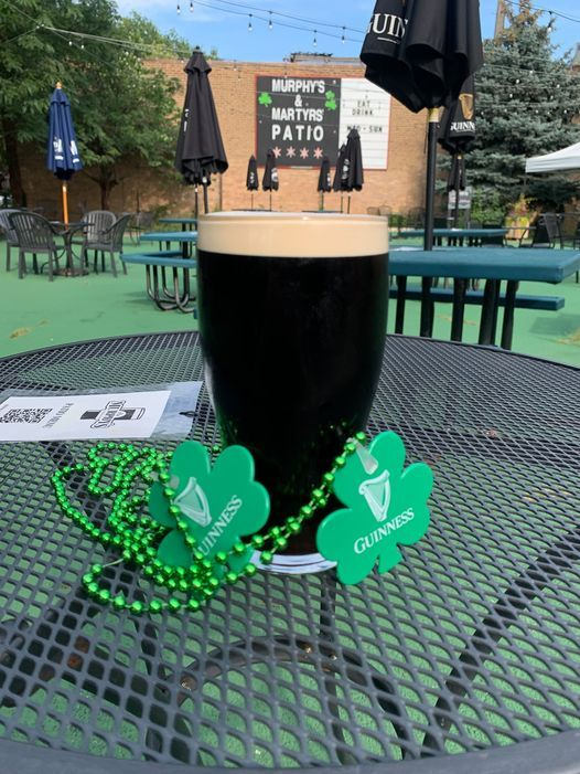Halfway to St. Patrick's Day at Murphy's & Martyrs'