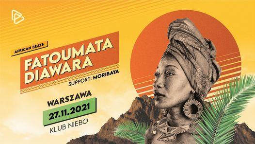 Fatoumata Diawara w Warszawie \/ African Beats
