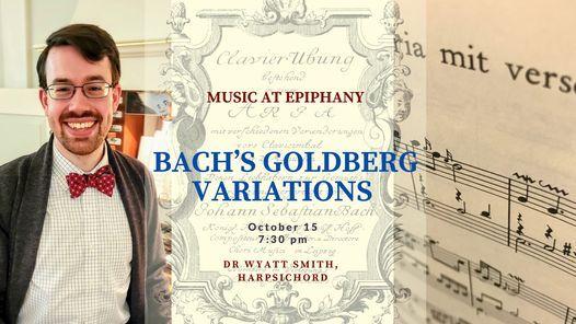 Bach\u2019s Goldberg Variations