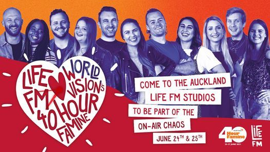 Life FM's 40 Hour Broadcast for World Vision