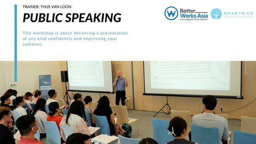 Leadership Program: Public Speaking