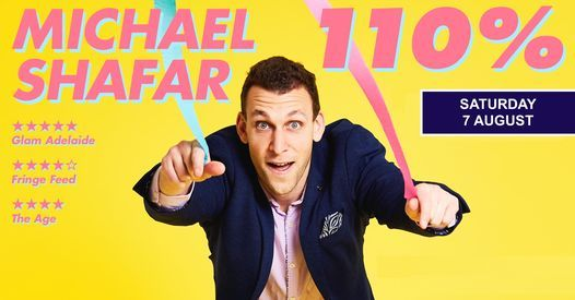 Michael Shafar - 110% (Perth)