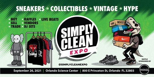 Simply Clean Expo