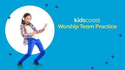 Kidscoast Worship Workshop