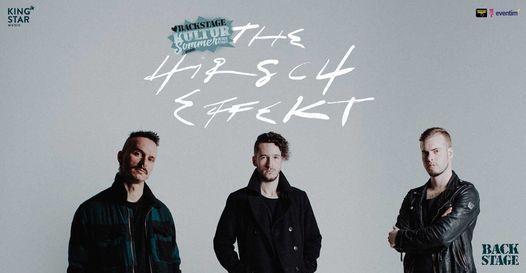 THE HIRSCH EFFEKT - Abstandskonzert l Backstage M\u00fcnchen