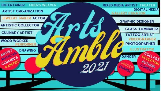 Arts Amble hosted by Creative Bergen
