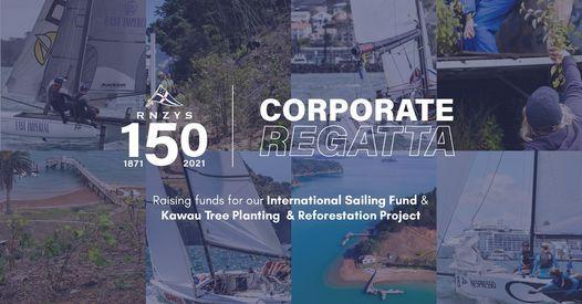 RNZYS Corporate Regatta