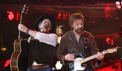 Brooks and Dunn in Charlotte