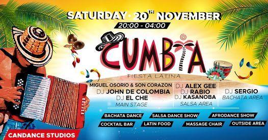 Cumbia Fiesta Latina