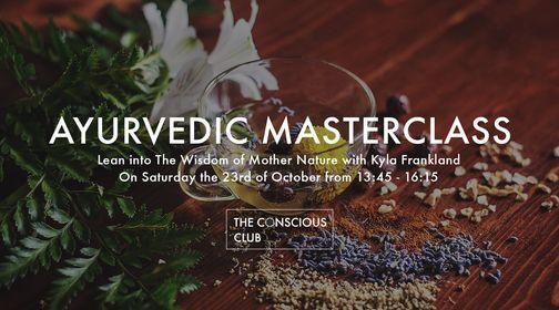 Ayurvedic Masterclass \u0e51  Ayurveda for Women's Health