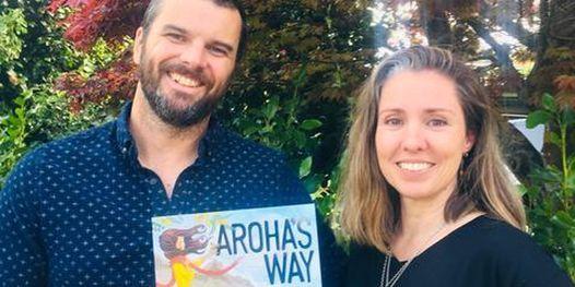 Book Buzz #6 with Rebekah Lipp co-author of Aroha's Way