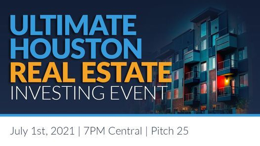 Ultimate Houston Real Estate Investing & Networking Event! (in-person)