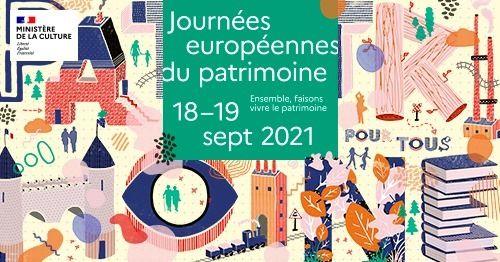 Journ\u00e9es europ\u00e9ennes du patrimoine