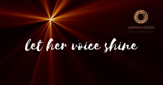 Let Her Voice Shine