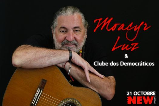 Moacyr Luz e Clube dos Democr\u00e1ticos \u2022 New Morning (Paris)