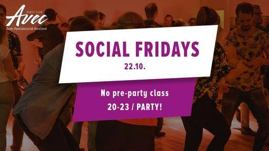 Social Friday 22.10.