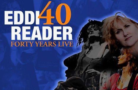 Eddi Reader \u2013 40 Years Live