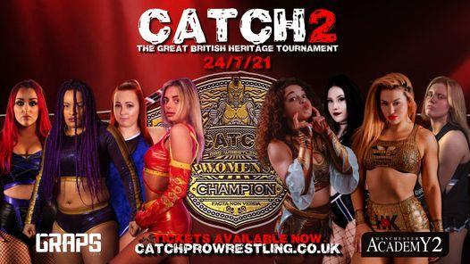 CATCH2: The Great British Heritage Tournament 2021
