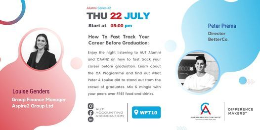 Fast Track Your Career with CAANZ