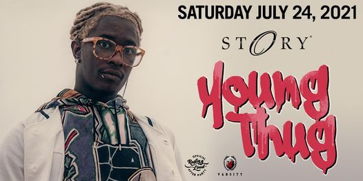 Young Thug - Sat. July 24th