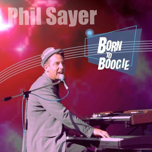 Phil Sayer Boogie Woogie Band