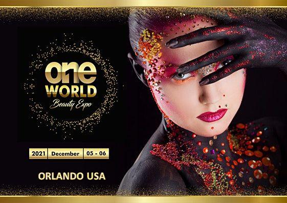 One World Beauty Expo 2021 - 05 \u00e0 06 \/ 12\/21
