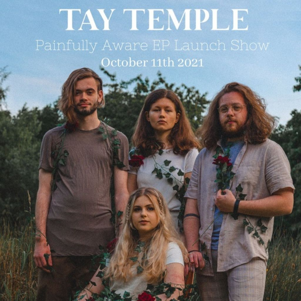 Tay Temple - Painfully Aware EP Launch Show