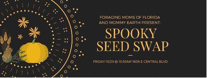 Spooky Seed Swap