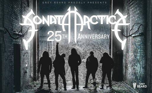 Sonata Arctica 25th Anniversary \/ Tavastia