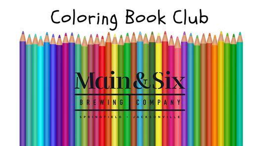 Coloring Book Club