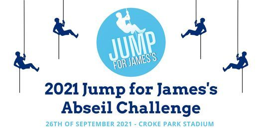 2021 Jump for James's Abseil Challenge