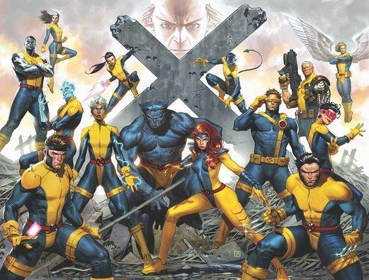 Marvel Crisis Protocol Battle Realm