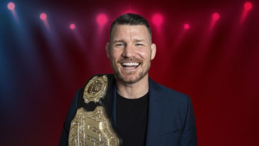 An Evening with Michael Bisping: Tales from The Octagan