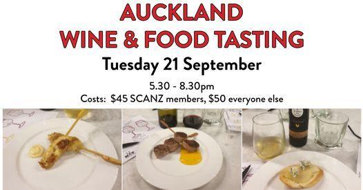 Auckland Wine & Food Tasting