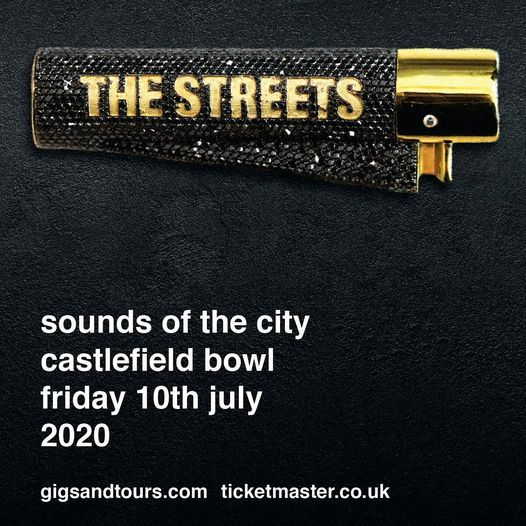 The Streets at Sounds of the City 2020 \u2013 Manchester